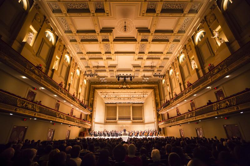 Бостонский симфонический увольняет полсотни человек