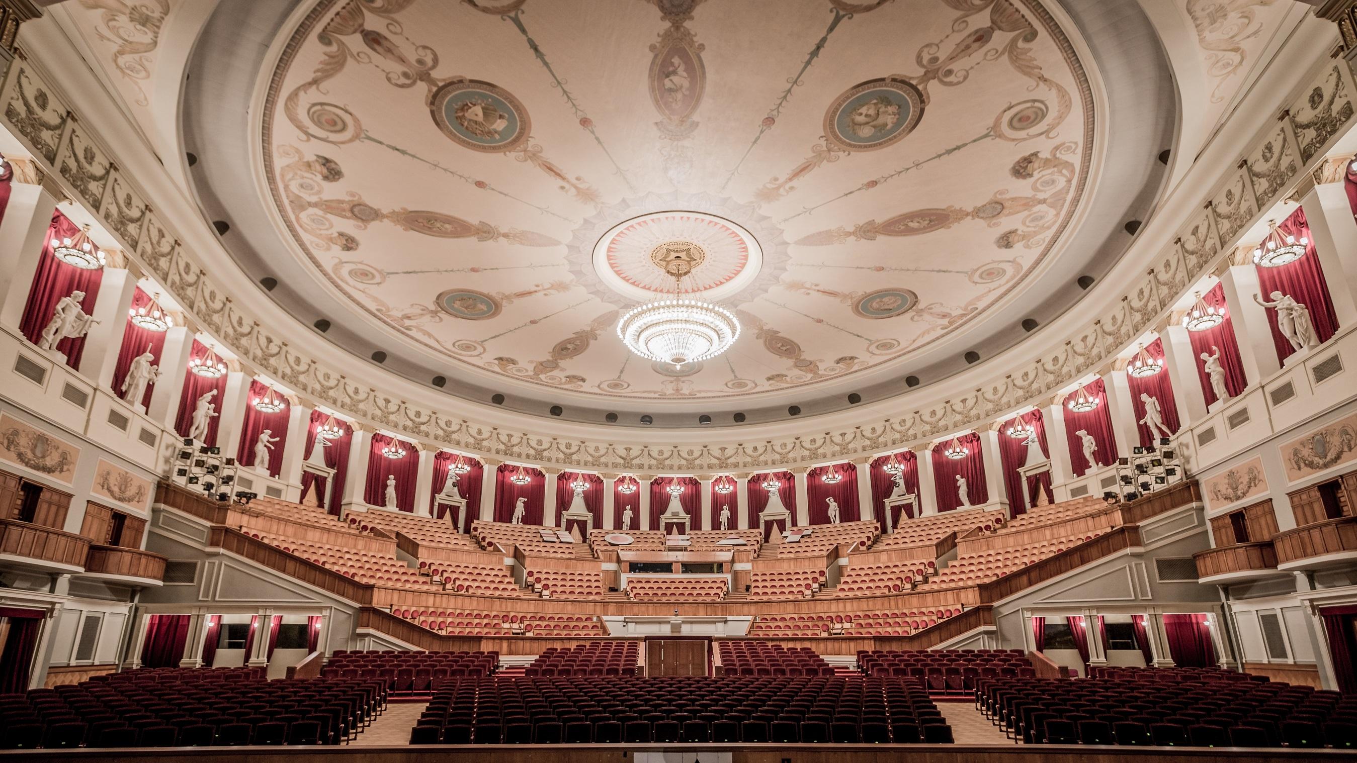 Новосибирский театр оперы и балета получит деньги на ремонт уникального купола