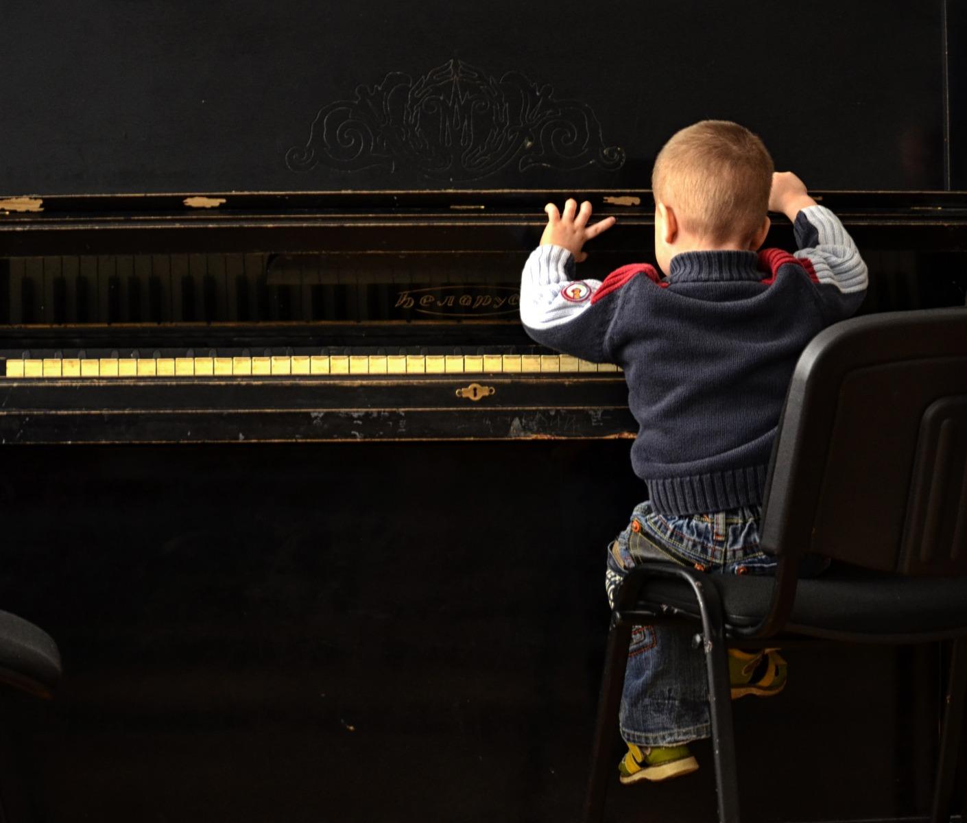 Дети за пианино картинки